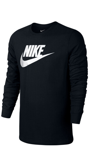 Nike Sportswear Top LS Shirt Men black/white